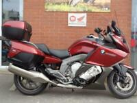 BMW K1600 GT WITH BMW PANNIERS, TOP BOX, SAT-NAV, HEATED SEAT AND GRIPS