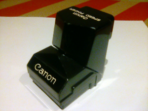 Canon Speed Finder Prism for F1