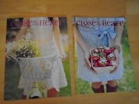Close To My Heart (CTMH) Stamping & Scrapbooking idea books