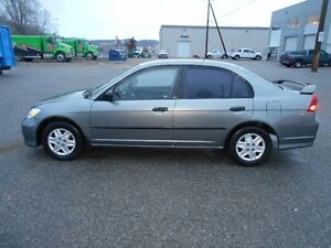 2005 Hond Civic 5 Speed 1.7L Comes With 6 Monts Warranty