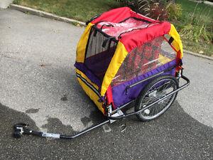 Chariot pour Bicycle (1-2 Enfants)