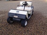 For sale 1991 ezgo  gas golf cart good shape