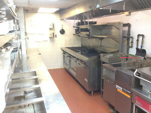 Nettoyage cuisine restaurant cleaning kitchen mapaq