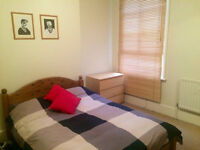 Fantastic double room (suitable for singles or couples)