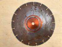 "Diamond cutting disc to suit 12"" cutting machine or disc cutter"