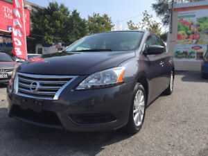 2015 Nissan Sentra SL Sedan ** LIKE NEW LOW KM HURRY NOW **