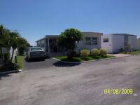 Maison mobile à louer Floride
