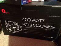 Brand new Remote control Fog machine