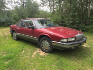 1993 Buick Regal Low Mileage 93000 km
