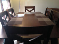 BRAND NEW 7PC dining set