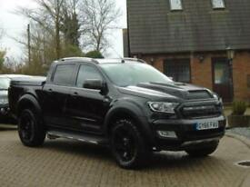 2016 66 Reg Ford Ranger 3.2TDCi ( 200PS ) 4x4 Auto Wildtrak Double Cab NO VAT !!