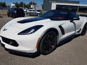Chevrolet Corvette Z06 2017 décapotable