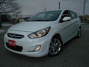 2013 Hyundai Accent GS,Low KMs,Sunroof,Alloys,Heated Seats