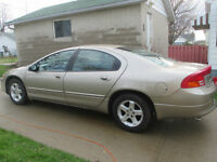 2001 Chrysler Intrepid Sedan