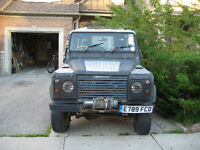 1988 Land Rover Defender - Turbo Diesel