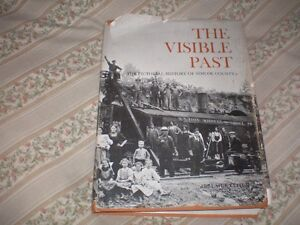 THE VISIBLE PAST ... PICTORIAL HISTORY  SIMCOE COUNTY