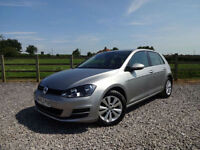 2013/63 Volkswagen Golf 1.6 TDI SE Hatchback 5dr (start/stop)