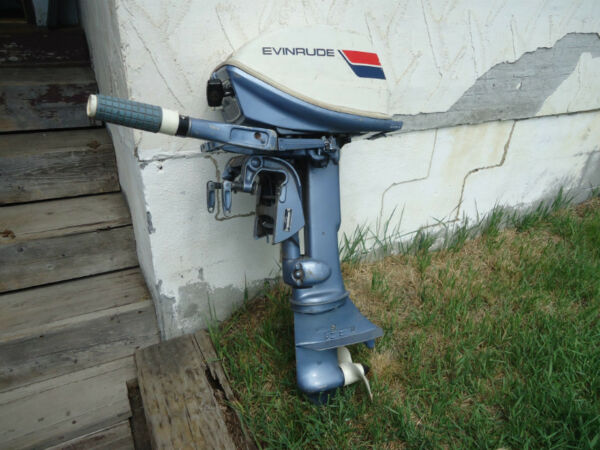 Evinrude 6 hp fisherman for sale canada for 6hp boat motor for sale