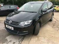 2012 VW Sharan 1.4 TSI DSG 5 Doors Automatic 7 Seater Service History 1 Year MOT