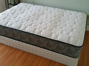 White full (double) size BED MATTRESS for selling