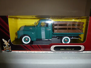 Diecast cars & trucks
