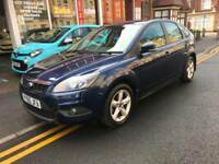 2010 Ford Focus 1.6 ( 100ps ) Zetec full history ONLY 39000 MILES
