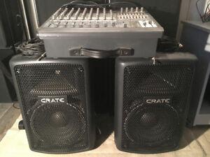 Peavey/Crate Audio System