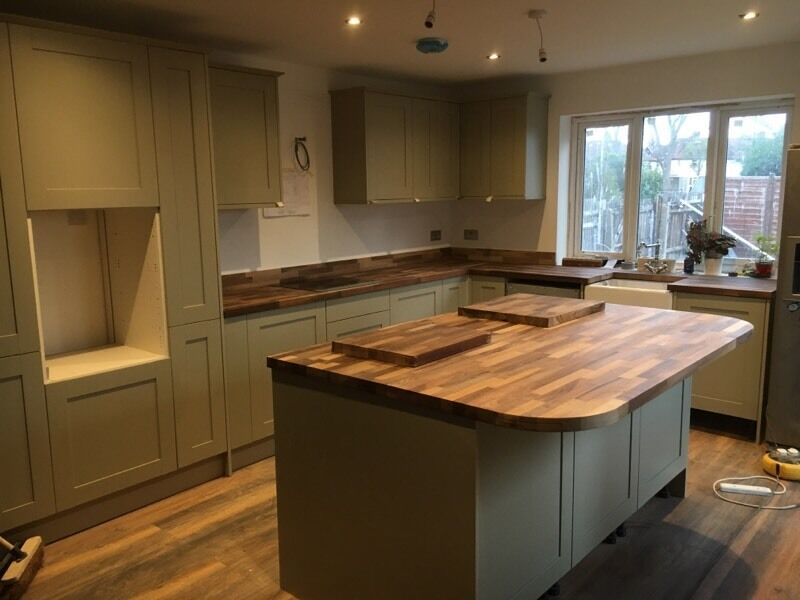 Approved Wickes B Q Kitchen And Bathroom Fitter Including Full Property Refurbishments In