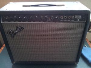 Fender delux 112 for sale