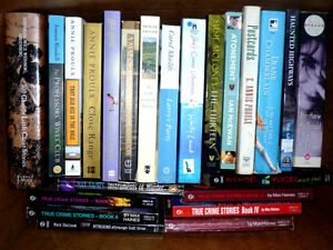 Books:  Biographies , Novels, Fiction,  MORE .. take a look