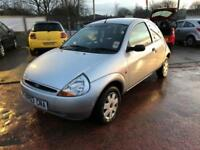 2003 03 FORD KA 1.3 LOW MILES FULL SERVICE HISTORY PETROL 3DR 69 BHP