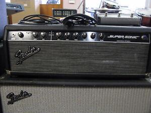 Fender supersonic 60 Head