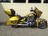 2014 Victory Cross Country Low Miles