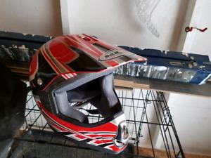 KBC Helmet ATV