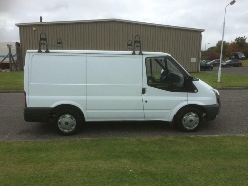Ford Transit 2.2TDCi Duratorq ( 85PS ) 260S ( Low Roof ) SWB