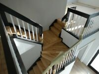 Hardwood and laminate installation