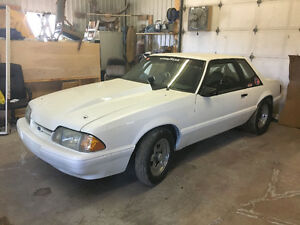1990 Ford Mustang Fox body Coupe (2 door)