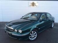 2003 Jaguar X-Type 2.0 D SE 4dr
