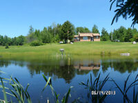 Powassan- *20 Acres* Move in ready! Beautiful view, Great value!