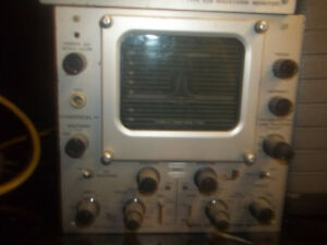 Old recording parts and equipment by OWNER