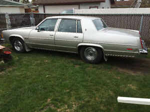 1979 OLDS 98 ,Never Winter Drivin SWAP/TRADE