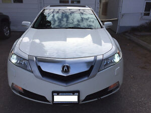 REDUCED! 2010 Acura TL Tech SH - AWD - Must Sell!