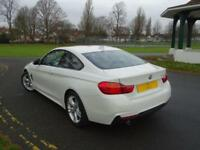 BMW 4 SERIES 420D M SPORT COUPE 2014/64