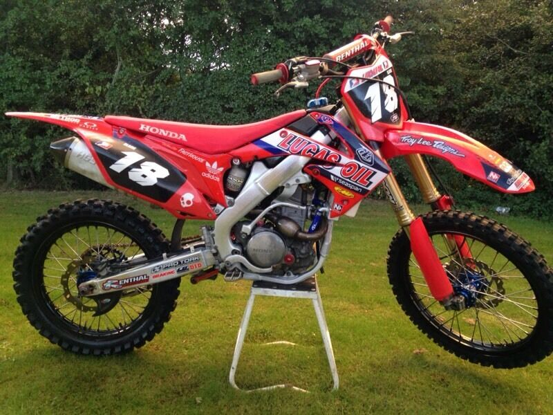 HONDA CRF250R 2010 MODEL TRICKED UP | in Leicester, Leicestershire ...