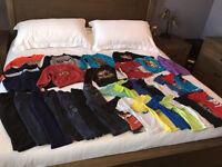 Lot de vêtements 4T pour garçon 4 ans