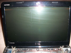 Dell Mini 12 inch laptop replacement screen. Laptop model P07T.