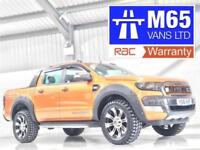 FORD RANGER RAPTOR 3.2TDCi AUTOMATIC BETTER THAN M SPORT OR HILUX INVINCIBLE X