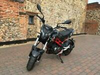Benelli TNT 125c Naked Mini Bike learner legal mini bike paddock bike Motorcy...
