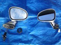 Daewoo matiz side mirrors