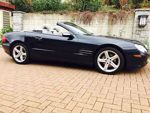 2005 Mercedes-Benz SL-Class 5.0L Coupe (2 door) Great condition! North Shore Greater Vancouver Area image 4